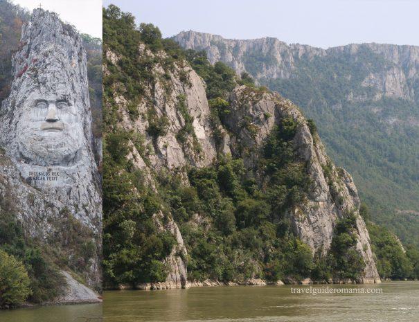 Clisura-Dunarii-Cazanele-Mici-Fluviul-Dunarea-Orsova
